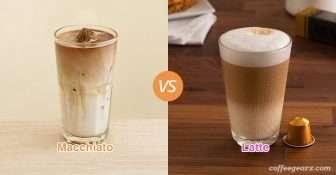 Macchiato vs. Latte
