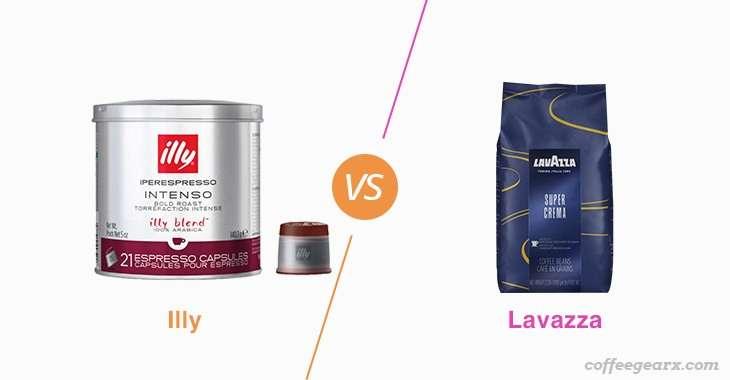 Illy Vs Lavazza Specs Price Review Coffeegearx
