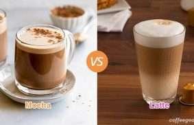 Mocha vs. Latte