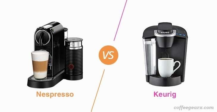 Nespresso vs. Keurig