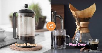 French Press vs. Pour Over
