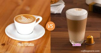 Flat White vs. Latte