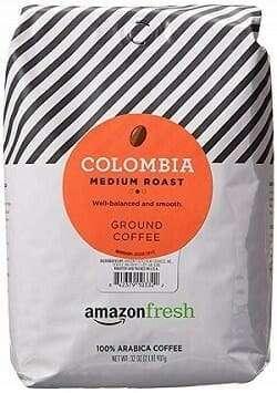 AmazonFresh Colombia Ground Coffee