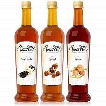 Amoretti Premium Classic Syrups