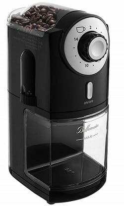 Bellemain SYNCHKG089539 Electric Coffee Grinder