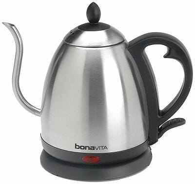 Bonavita BV3825B Electric Gooseneck Kettle