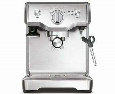 Breville BES810BSS Duo Temp Pro Espresso Machine