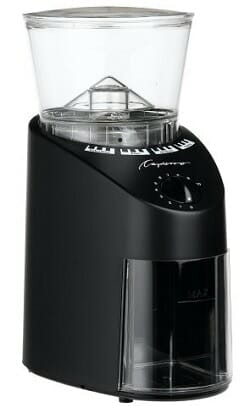Capresso Infinity Conical Burr Coffee Grinder