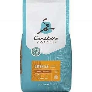Caribou Coffee Ground Light Roast Coffee