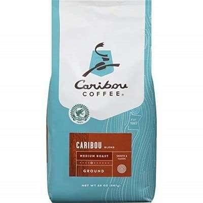Caribou Smooth & Balanced Ground Coffee