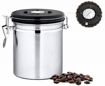 Chef's Star Airtight Coffee Storage Container