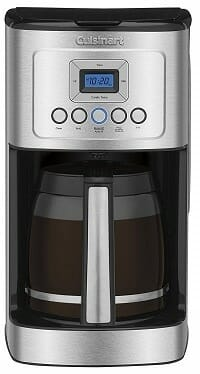 Cuisinart DCC-3200 PerfecTemp Programmable Coffee Maker