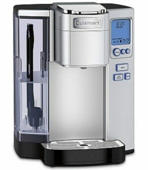 Cuisinart SS-10 Premium Single Serve Coffee Maker