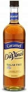 DaVinci Gourmet Sugar-Free Coffee Syrup