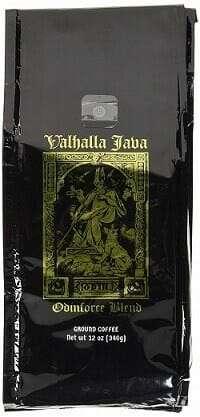 Death Wish Valhalla Java Ground Coffee