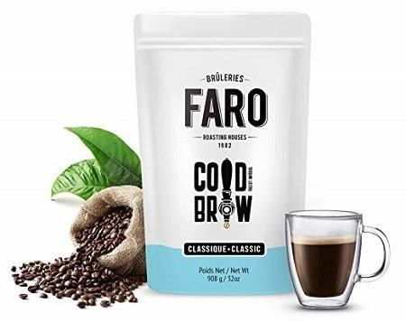 Faro Roasting House Imperial Project Blend Cold Brew Coffee