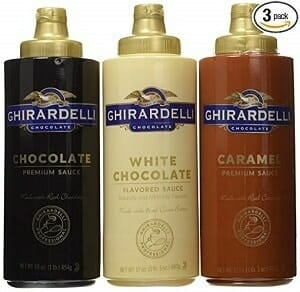 Ghirardelli Squeeze Syrup