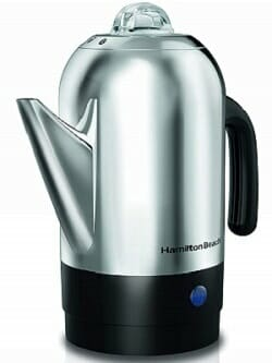 Halminton Beach 40621R Percolator