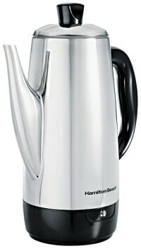 Hamilton Beach 40616 Electric Coffee Percolator