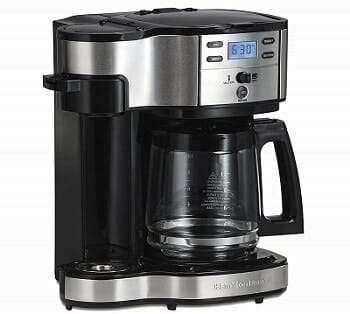 Hamilton Beach 49980A Coffee Maker