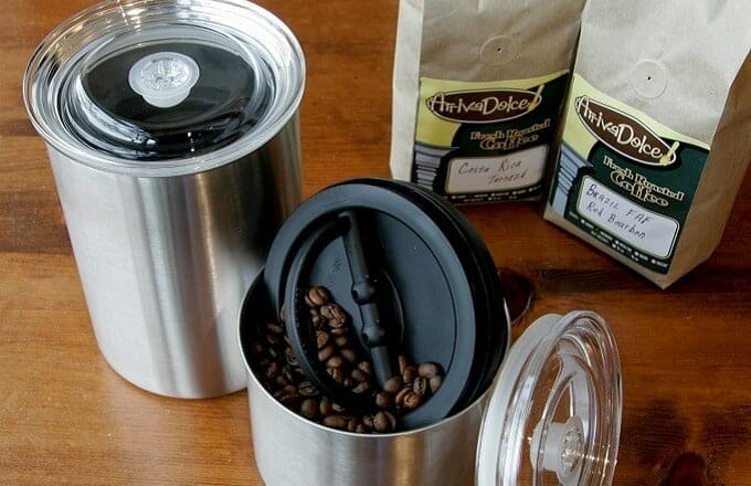 How to Buy the Best Coffee Storage Container