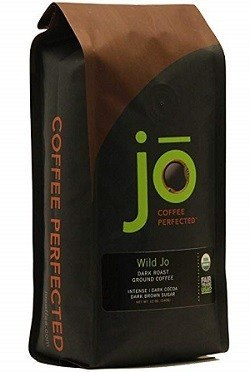 Jo Coffee Wild Jo Organic Ground Coffee