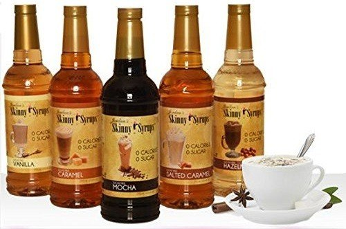 Jordan's Skinny Syrups Sugar-Free English Toffee