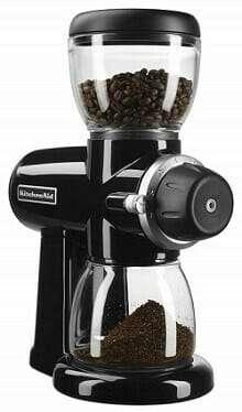 KitchenAid KCG0702O Burr Coffee Grinder