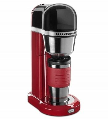 KitchenAid KCM040ER Personal Coffee Maker