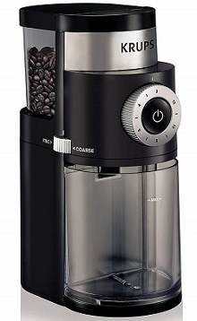 Krups Burr Electric Coffee Grinder