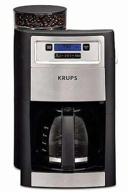Krups Grind and Brew Auto-Start Drip Coffee Maker
