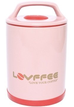 Lovffee Ceramic Premium Coffee Storage Container