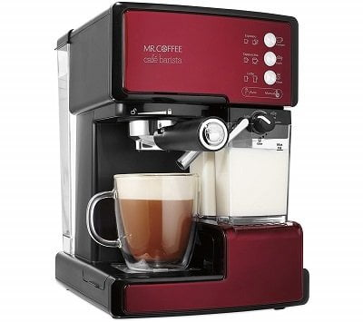 Mr.Coffee Barista Espresso Machine