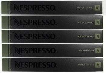 Nespresso OriginalLine Indriya Capsules