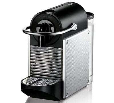 Nespresso Pixie Espresso Machine by DeLonghi