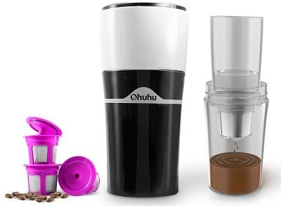 Ohuhu Pour Over Drip Coffee Maker
