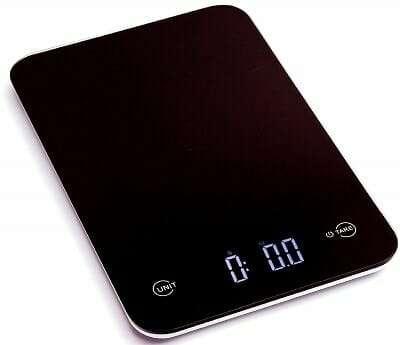 Ozeri Touch Professional Digital Scale
