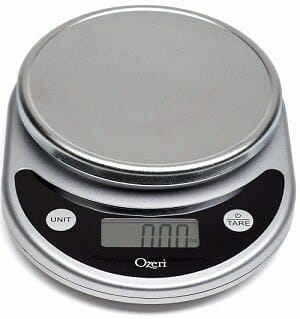 Ozeri ZK14 Pronto Digital Scale