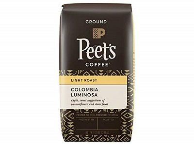 Peet's Coffee Colombia Luminosa Light Roast Coffee