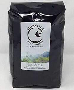 Simpatico Regular Low Acid Coffee