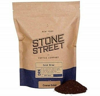 Stone Street Colombian Cold Brew Coffee