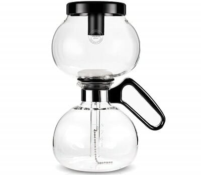 Yama Glass 8-Cup Stovetop Siphon Coffee Maker
