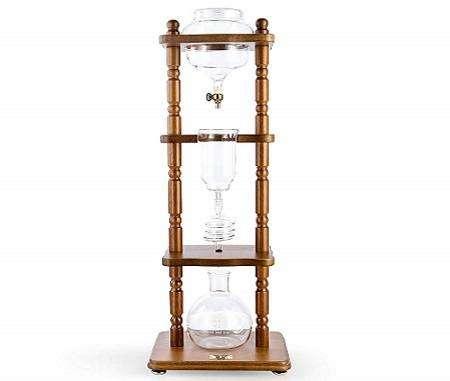 Yama Glass YAMCDM8CBR Cold Brew Coffee Maker