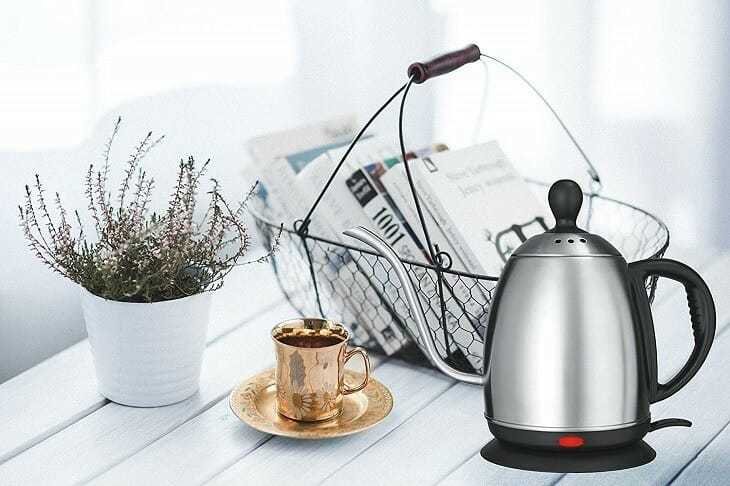 Best Electric Kettle for Coffee