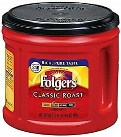 Folgers Classic Roast: Ground Coffee