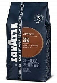 Lavazza Super Crema Coffee Bean