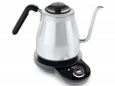 OXO-On Adjustable Temperature Electric Kettle
