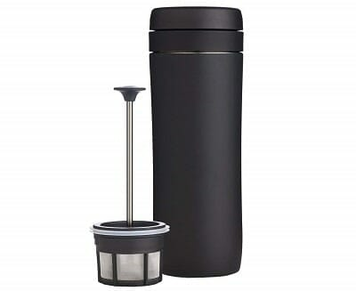 Espro Stainless Steel Travel Coffee Press