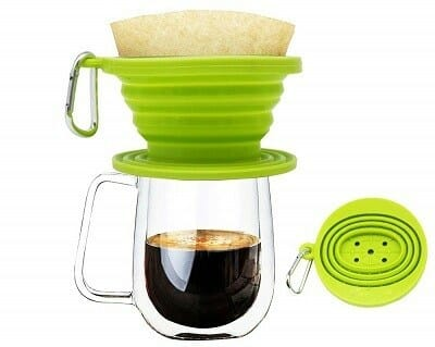 Wolecok Silicone Coffee Maker