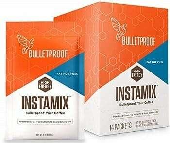Bulletproof Instamix Coffee Creamer
